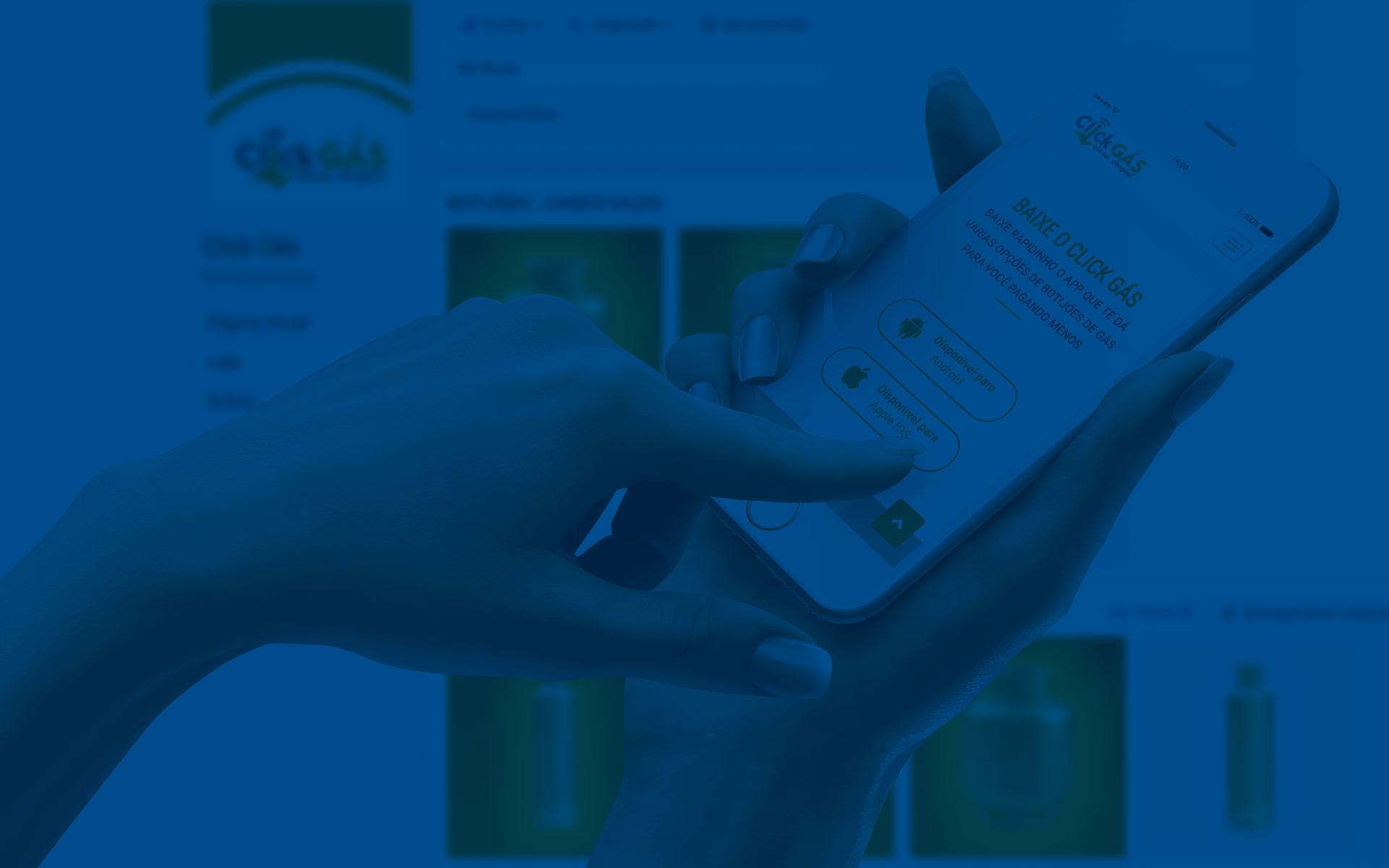 Sites otimizados com as palavras-chave do seu negócio.