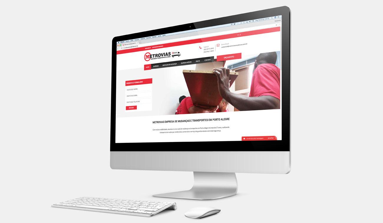 criação de website porto alegre
