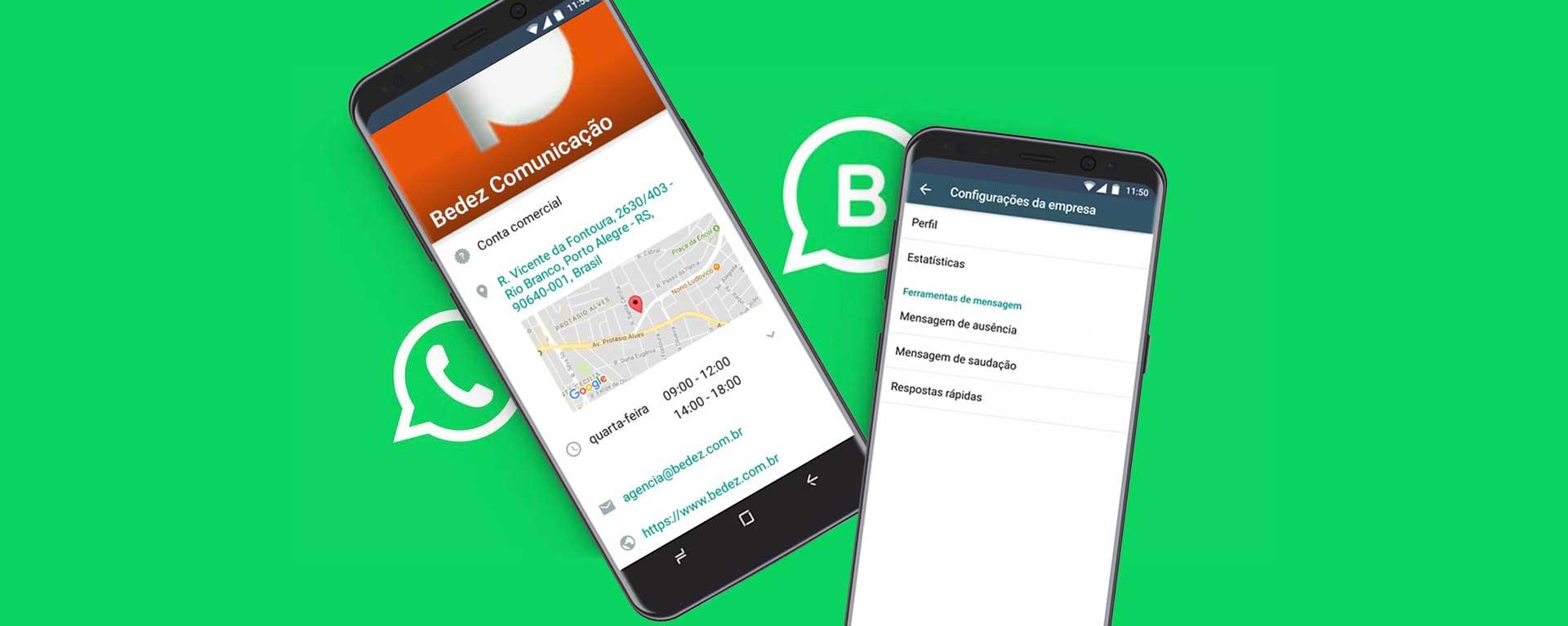 whatsapp business para negócios como funciona
