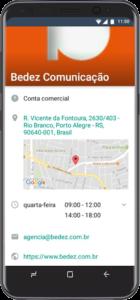 whatsapp para empresas Bedez Comunicação gestão redes sociais