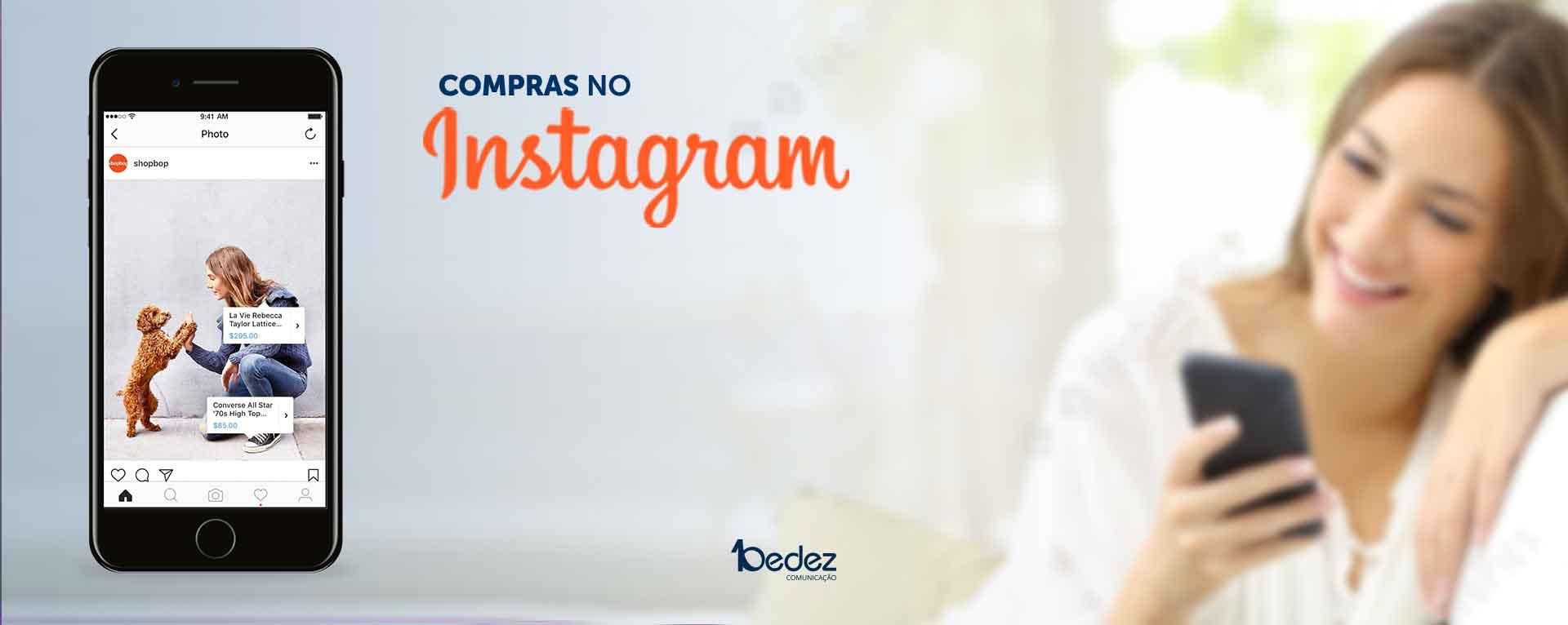 Instagram libera loja online para compras