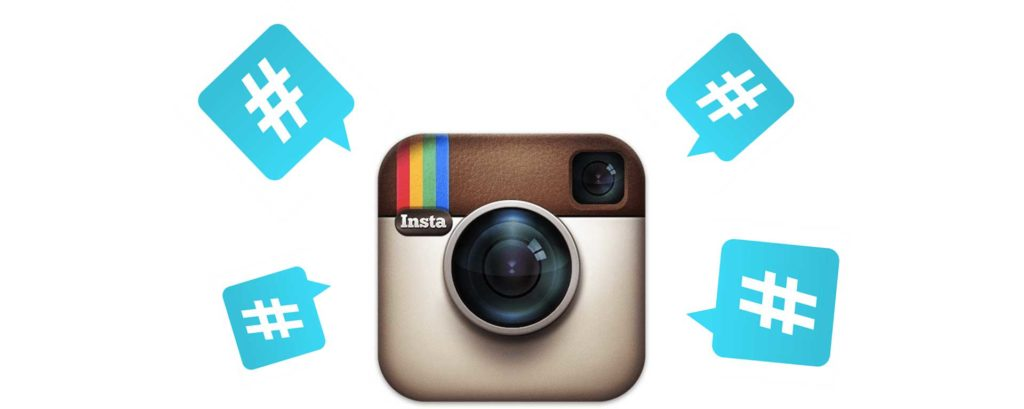 instagram como usar as hashtags