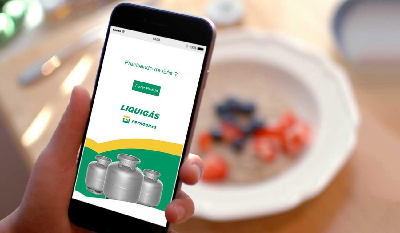 app liquigás poa site responsivo para liquigás bedez