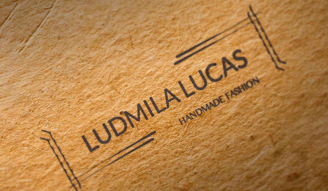 Logotipo Ludmila Lucas