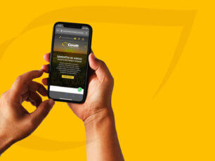 novo site mobile sementes ceratti por bedez comunicação agência de publicidade em porto alegre