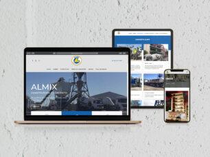 concreto almix uruguaiana site